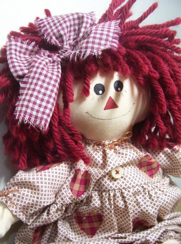 Как сшить куклу-перчатку