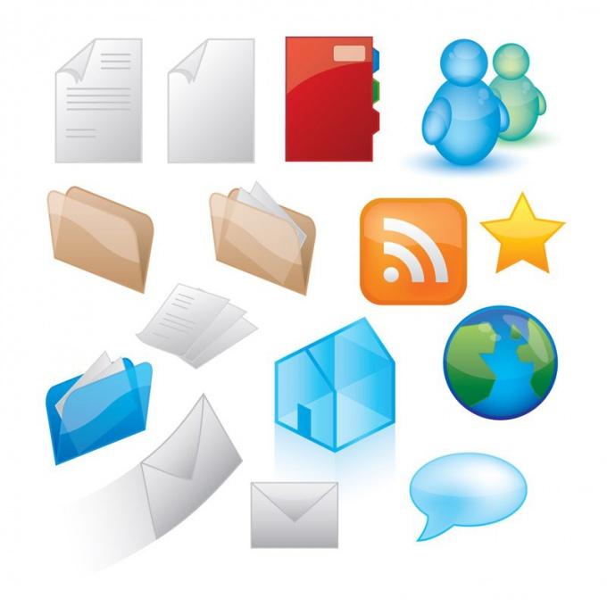 Как установить иконки на файлы