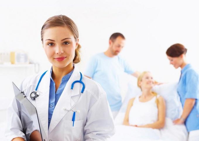 Как написать работу врачу для категории