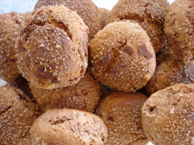 """Как испечь печенье """"Орешки"""" - рецепт"""