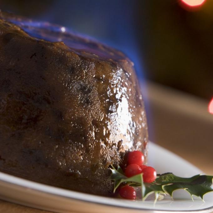Рождественский пудинг: как готовить дома?