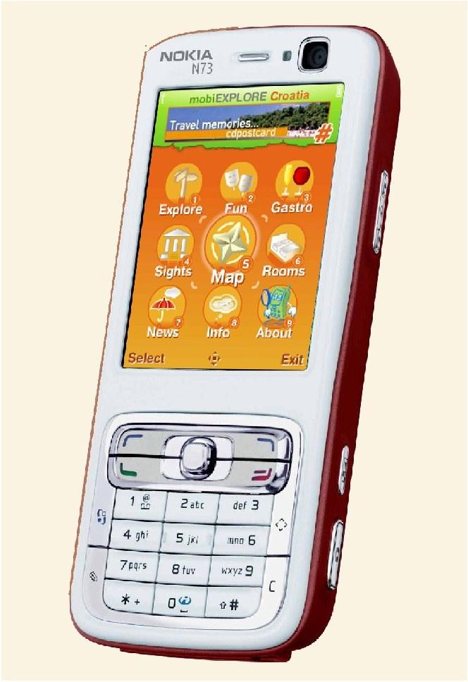 Как почистить Nokia N73