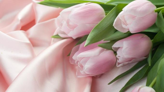 Как сделать, чтобы тюльпаны стояли долго