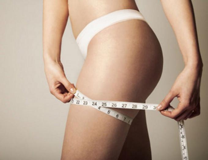 Как убрать жир с внутренней части бедра