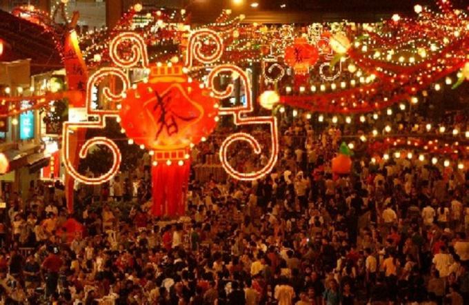 Как отмечать китайский Новый год