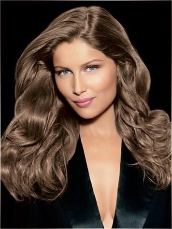 Как покрасить волосы в пепельно-русый