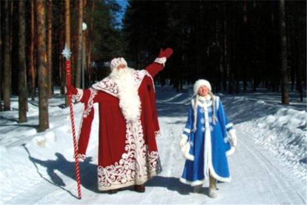 Как заказать Деда Мороза