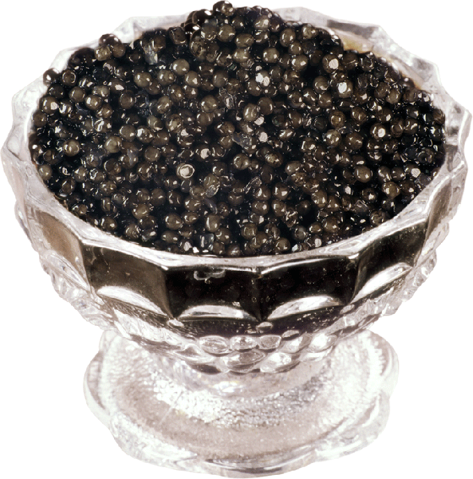 How to pickle black caviar