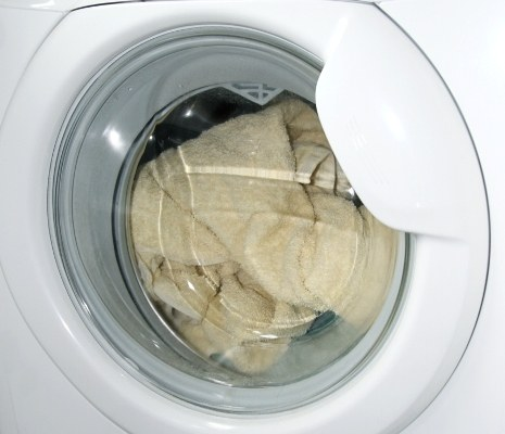 How to reset washing machine