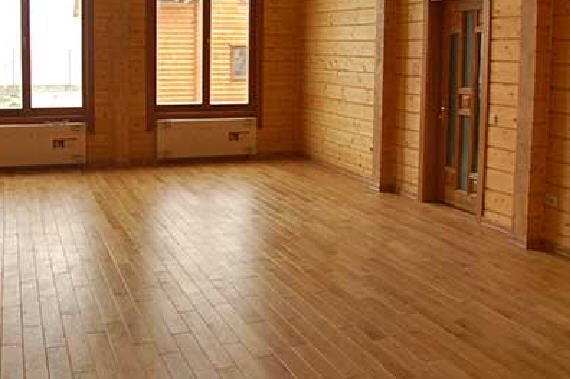 How to put floor boards
