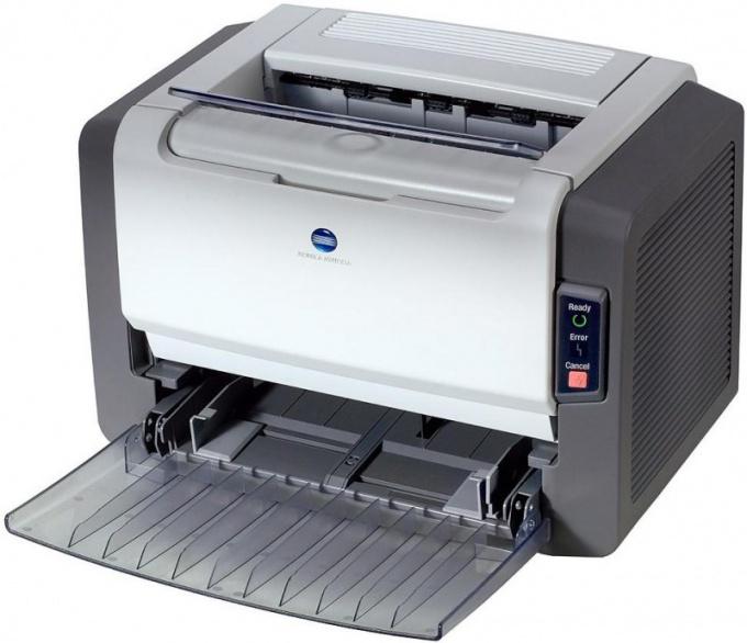 Как удалить очередь в принтере