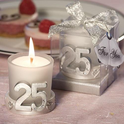 Как отпраздновать серебряную свадьбу