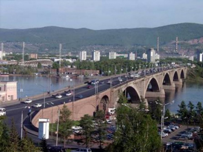 Как провести выходные в Красноярске