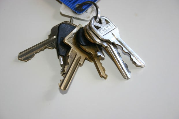 What to do if you lost the keys