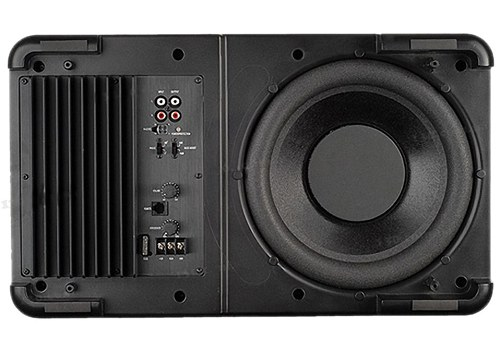 How to connect a car subwoofer to a computer