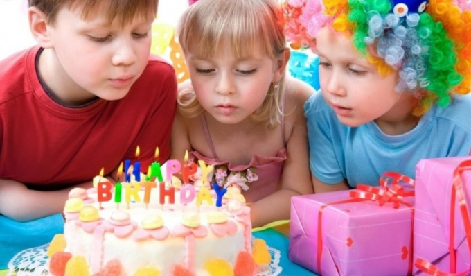 How to arrange a birthday party in 11 years
