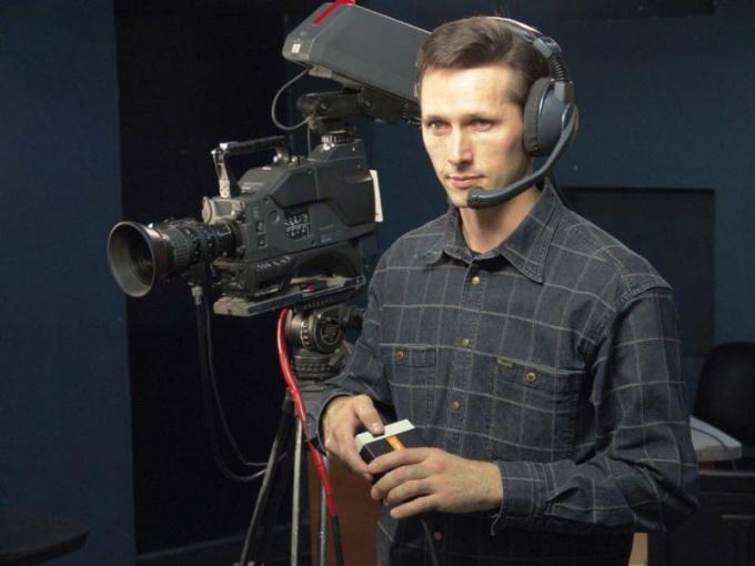 Как найти работу на телевидении