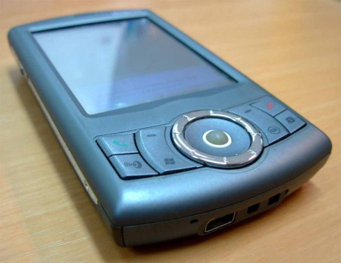 Как разобрать HTC p3300