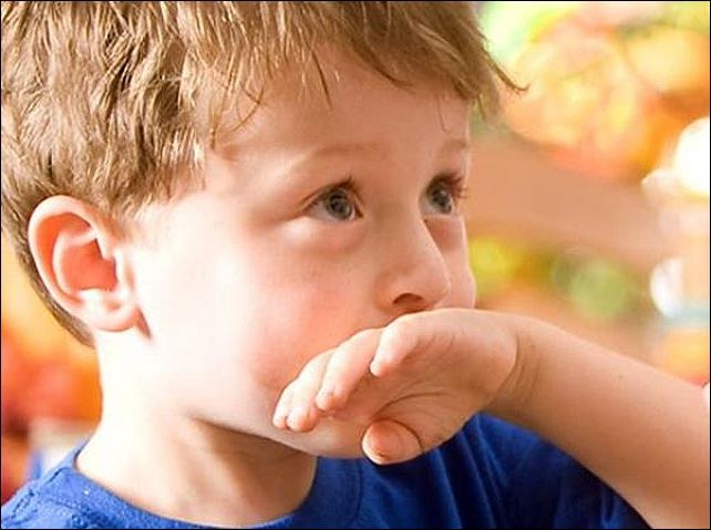 Что делать, если у ребенка рвота