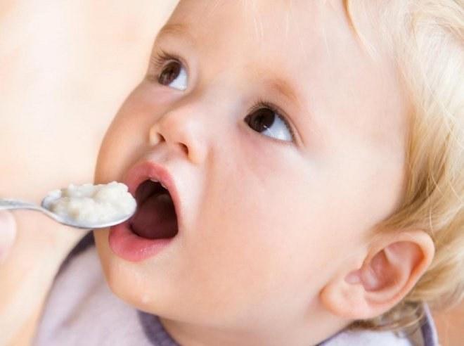 Как приготовить пюре для ребенка до года