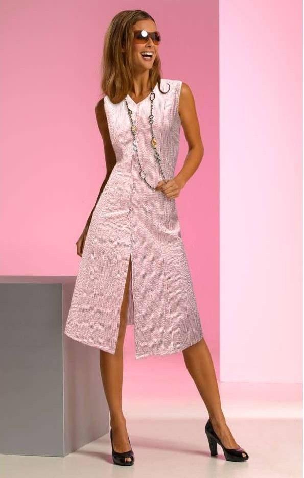 Как уменьшить размер платья