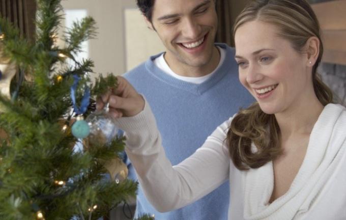 Как провести Новый год с девушкой