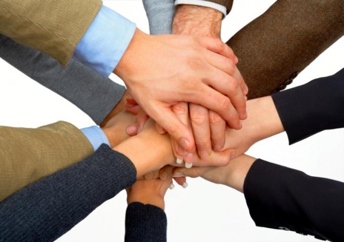 Как оформить партнерство
