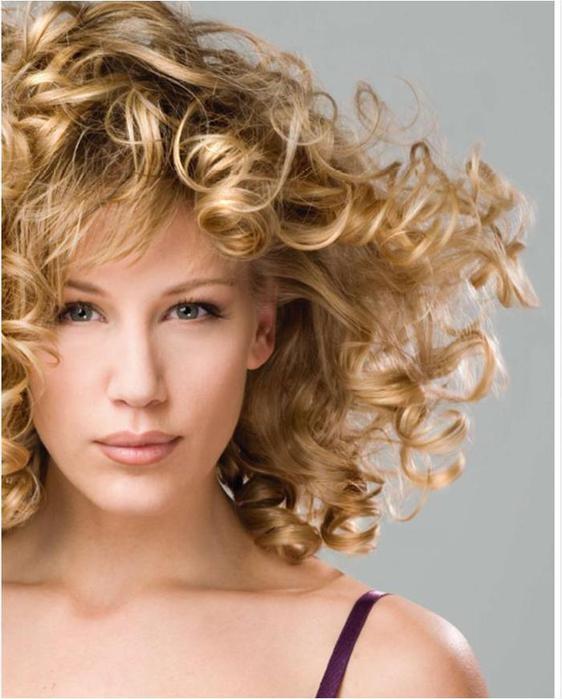 Как сделать результат выгоревших волос