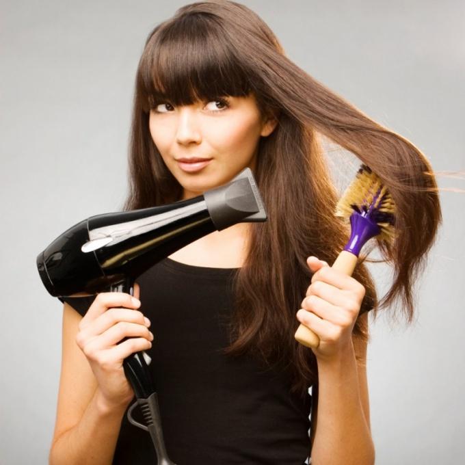 Как добавить объема волосам