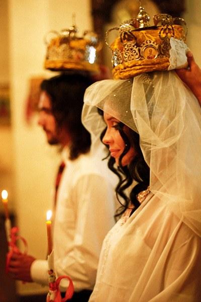 Как выбрать платье для венчания?