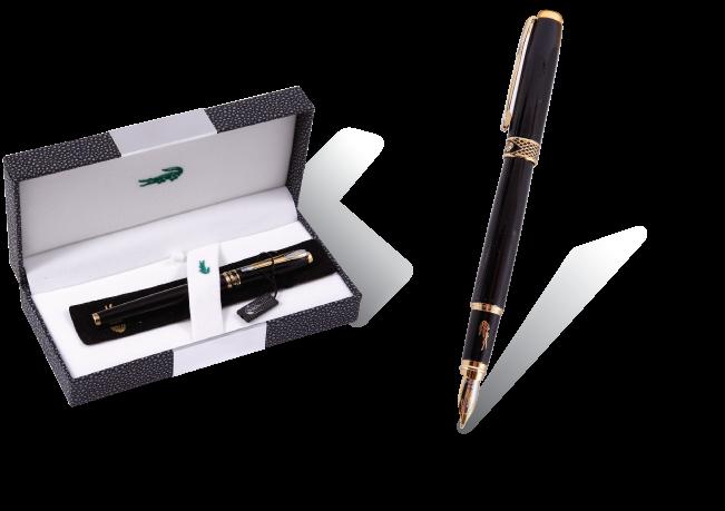 Как заправить чернильную ручку