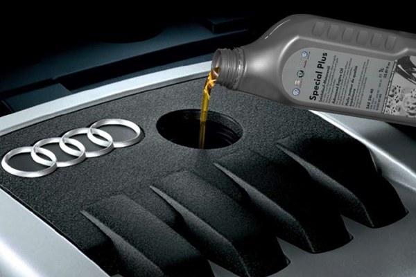 Как залить масло в машину