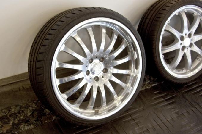 Как узнать размер колеса