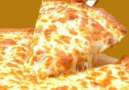 Как приготовить сырную пиццу
