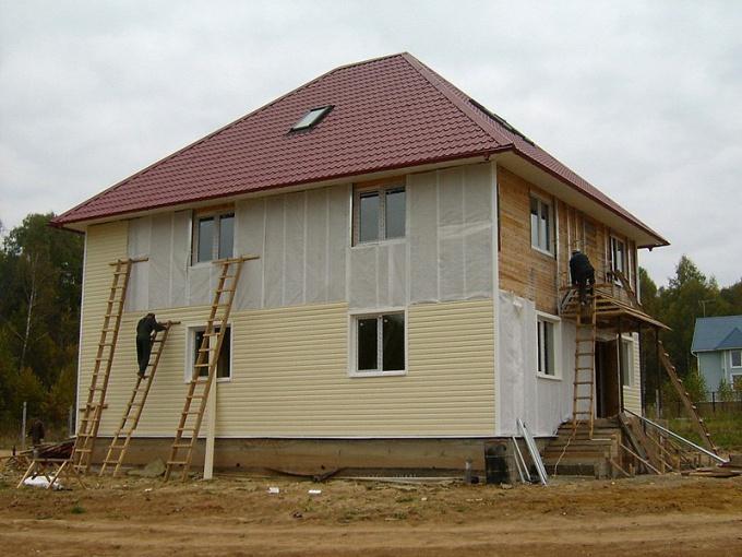 Как обновить старый дом