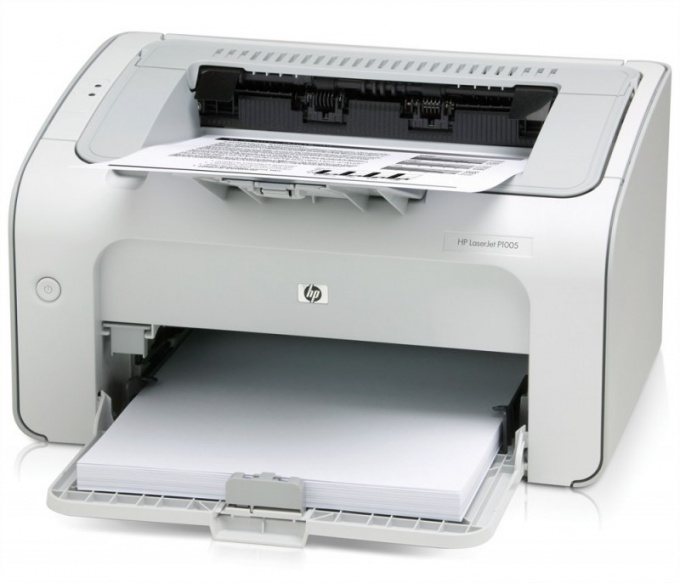 Why the printer prints blank sheets