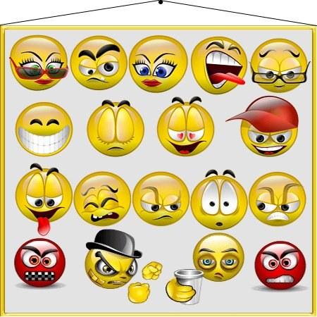 Как изобразить эмоции