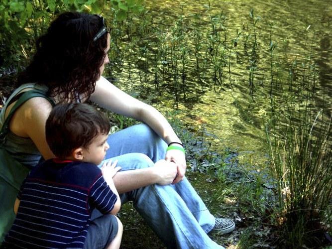 Как воспитывать ребенка в неполной семье