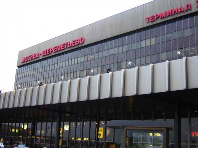 Как попасть в аэропорт Шереметьево