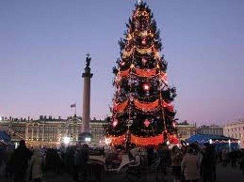 Как отметить Новый год в Санкт-Петербурге