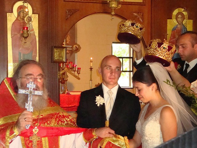 How to prepare for the wedding in the Church