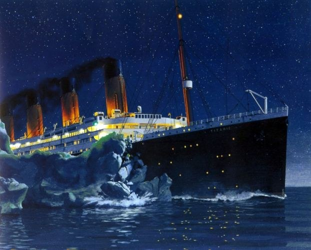 "Почему затонул ""Титаник"""