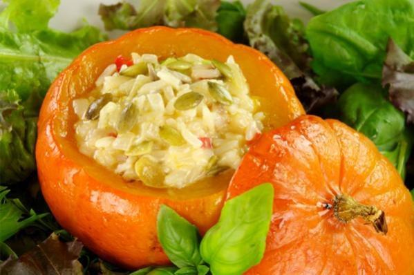 Чем полезны блюда из тыквы