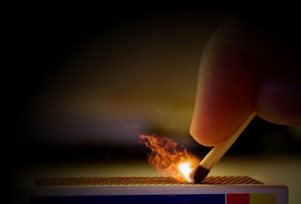 Почему горение является химическим процессом
