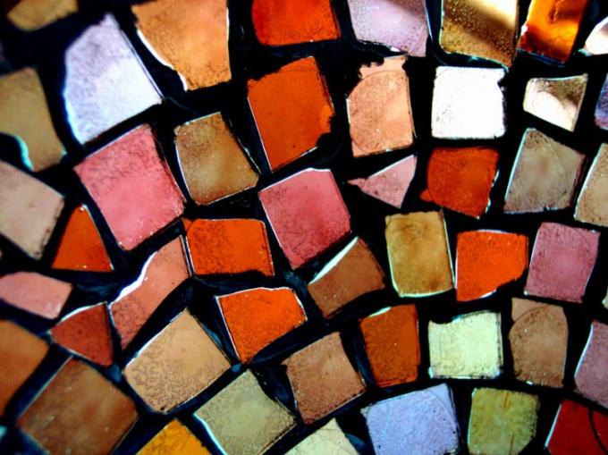 Как сделать мозаику самостоятельно