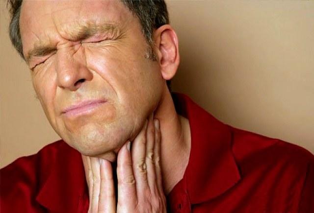 Почему горло чешется