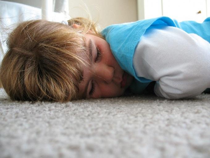 Почему ребенок ночью вскрикивает