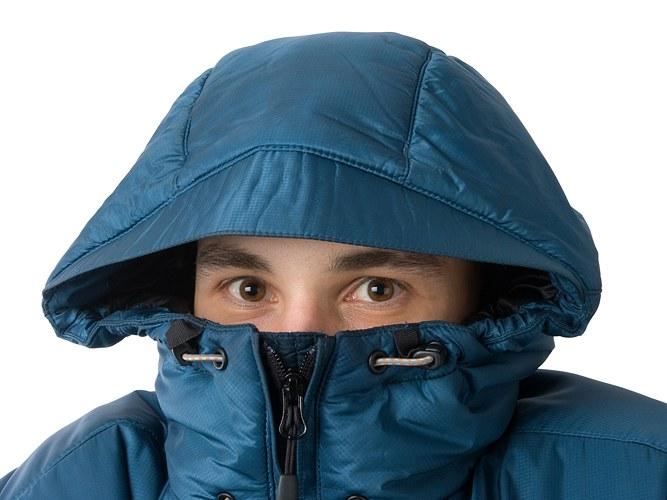 Как убрать разводы на куртке