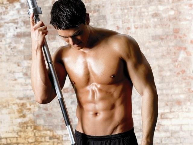 Почему рaстут мышцы