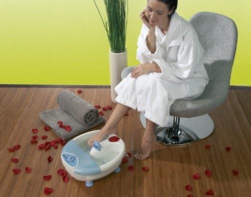 Как выбрать гидромассажную ванночку для ног
